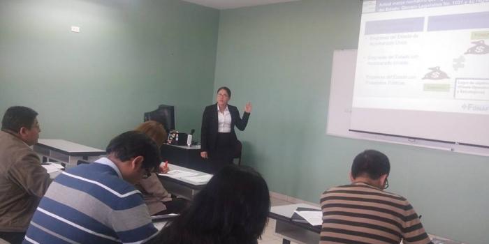 """Lima: empezó el programa especializado """"Principales aspectos de la actividad empresarial estatal"""""""