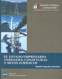 Libro: 'El Estado Empresario' en oferta limitada