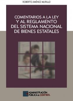 Nueva publicación de Dr. Roberto Jiménez sobre el sistema nacional de bienes estatales