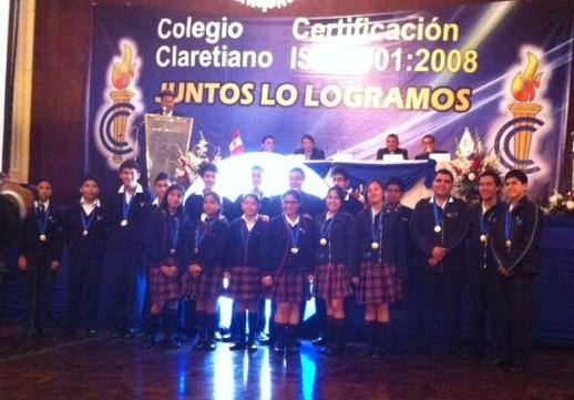 ISO 9001 Claretiano - Grupo IDD 1